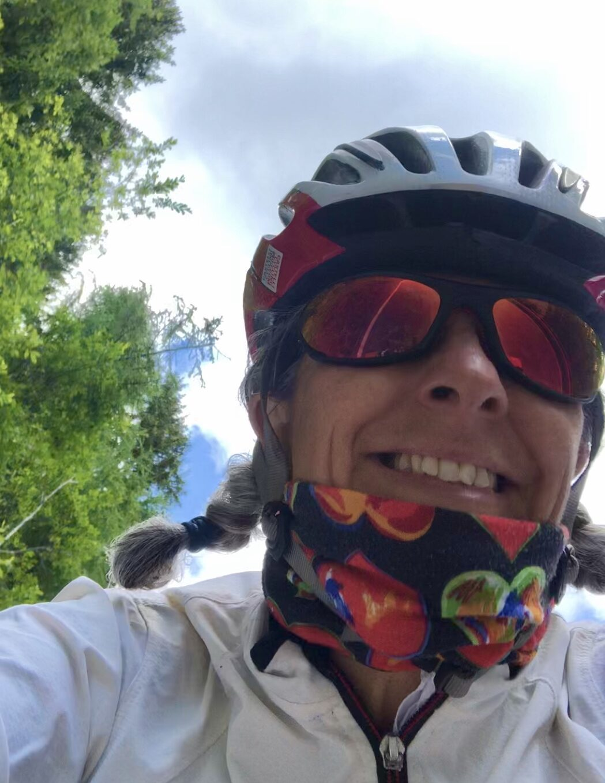Heidi Zorzi blog post diario di viaggio dolomiti bike tour